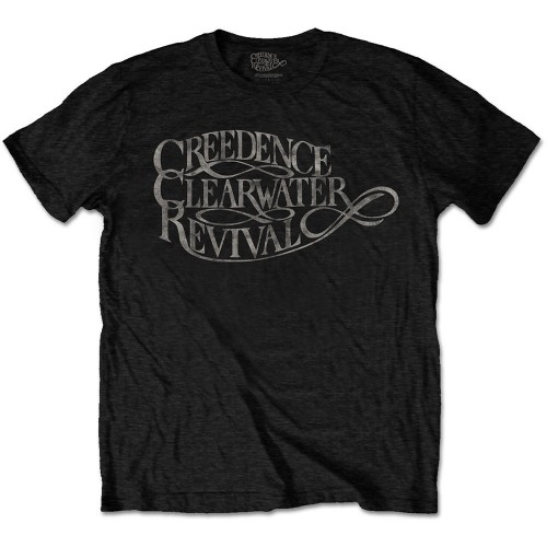 Tricou Creedence Clearwater Revival Vintage Logo