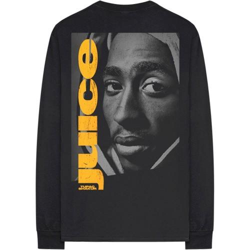Tricou maneca lunga Tupac Respect