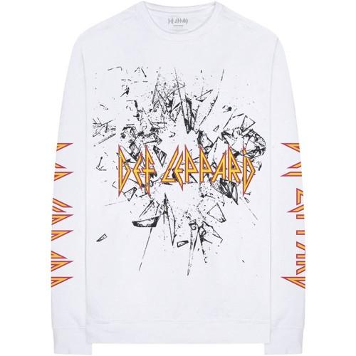 Tricou mânecă lungă Def Leppard Shatter