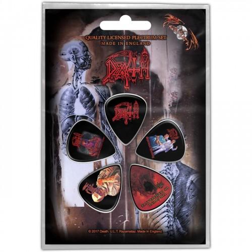 Set Pene Chitara Death Albums