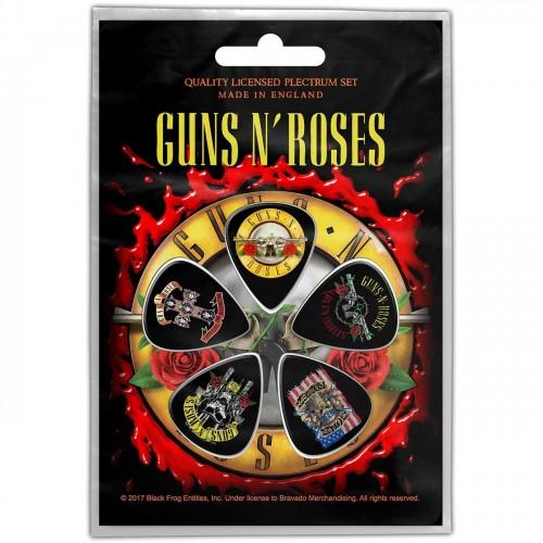Set Pene Chitara Guns N' Roses Bullet Logo