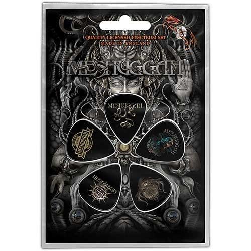 Set Pene Chitara Meshuggah Musical Deviance