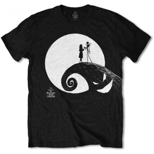 Tricou The Nightmare Before Christmas Moon