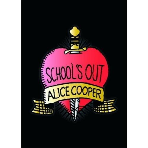 Carte Postală Alice Cooper School's Out