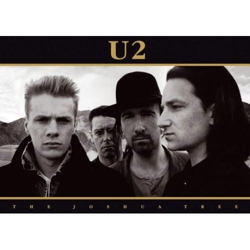 Carte Poștală U2 Joshua Tree