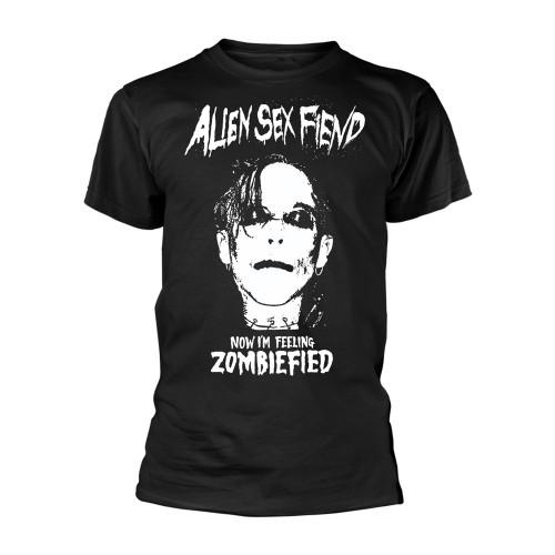 Tricou Alien Sex Fiend Zombiefied