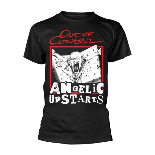 Tricou Angelic Upstarts Out Of Control