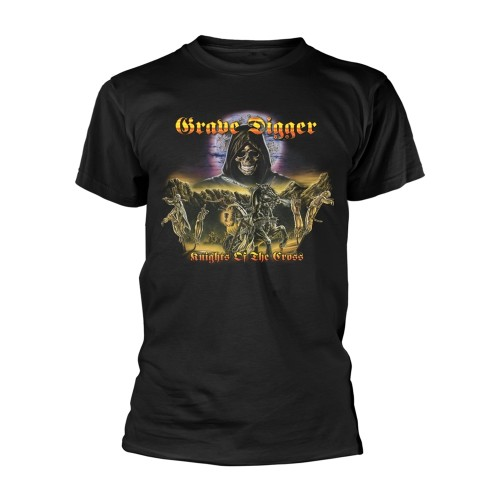Tricou Grave Digger Knights Of The Cross