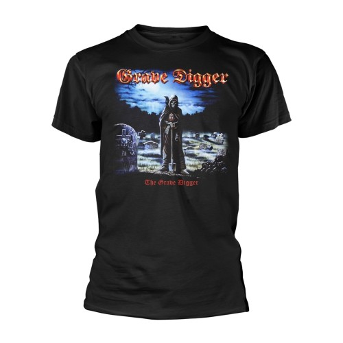 Tricou Grave Digger The Grave Digger