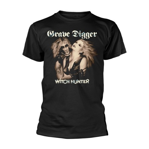 Tricou Grave Digger Witch Hunter