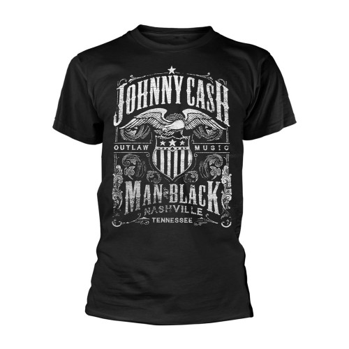 Tricou Johnny Cash Nashville Label