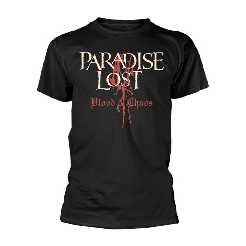 Tricou Paradise Lost Blood And Chaos