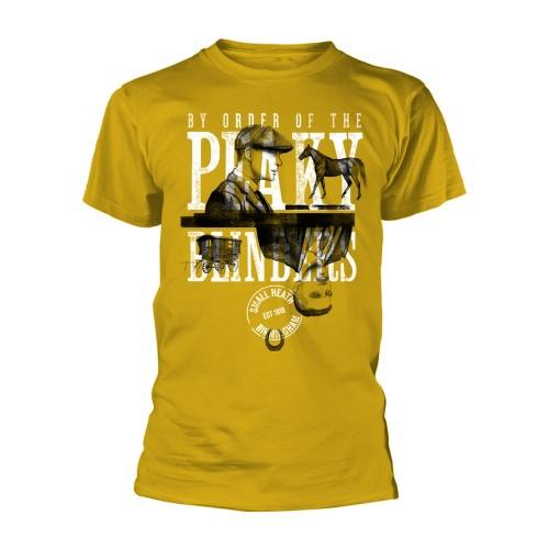 Tricou Peaky Blinders Mustard