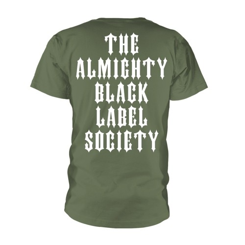 Tricou Black Label Society The Almighty
