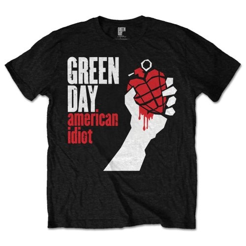 Tricou Green Day American Idiot