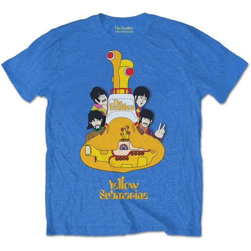 Tricou The Beatles Yellow Submarine Sub Sub