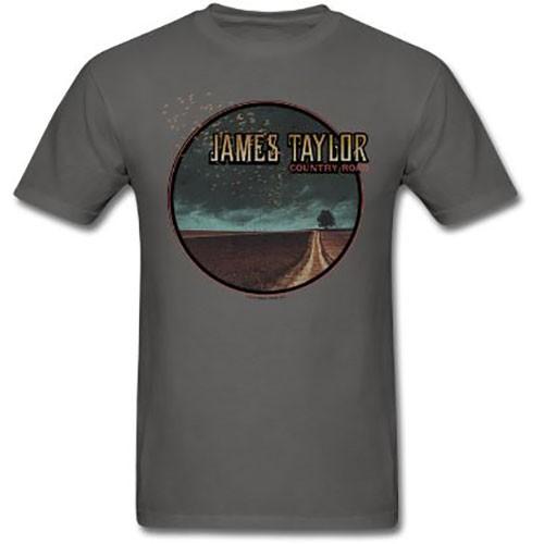 Tricou James Taylor 2018 Tour Country Road (Ex. Tour)