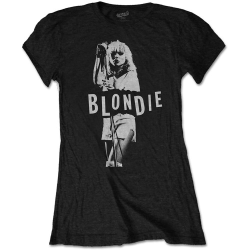 Tricou Damă Blondie Mic. Stand