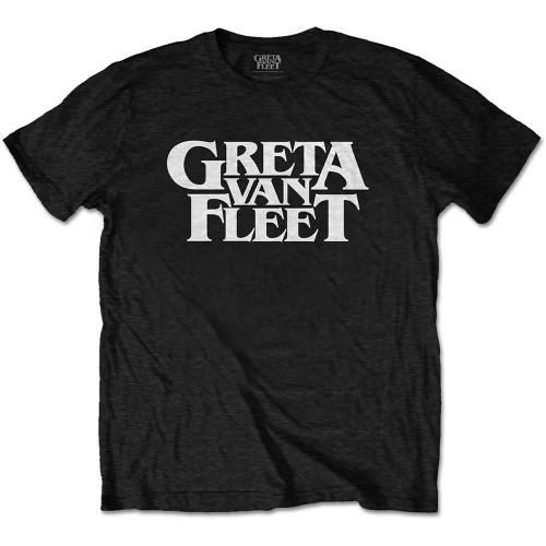 Tricou Greta Van Fleet Logo