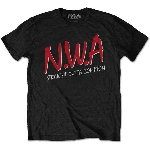 Tricou N.W.A Straight Outta Compton