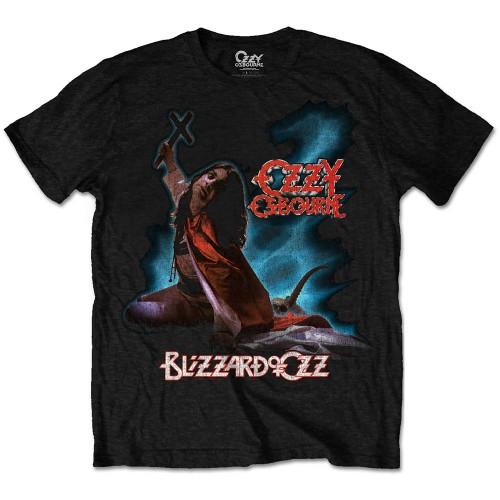 Tricou Ozzy Osbourne Blizzard of Ozz