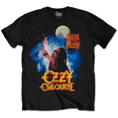 Tricou Ozzy Osbourne Bark at the moon