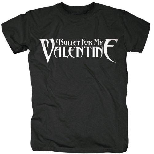 Tricou Bullet For My Valentine Logo