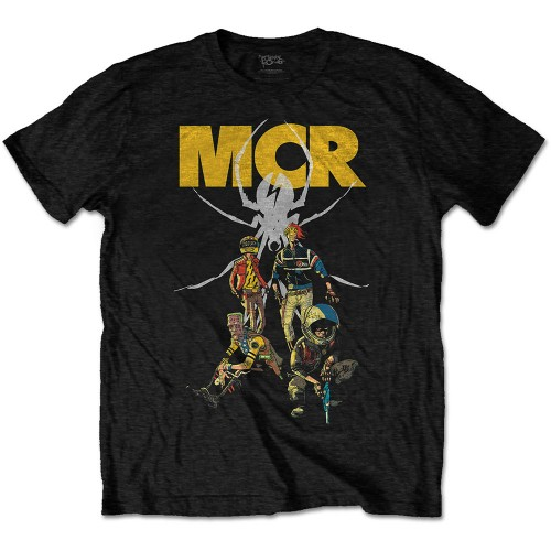Tricou My Chemical Romance Killjoys Pin-Up