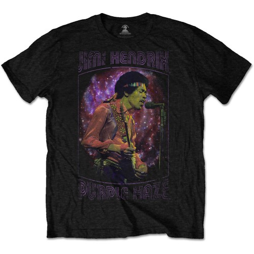 Tricou Jimi Hendrix Purple Haze Frame