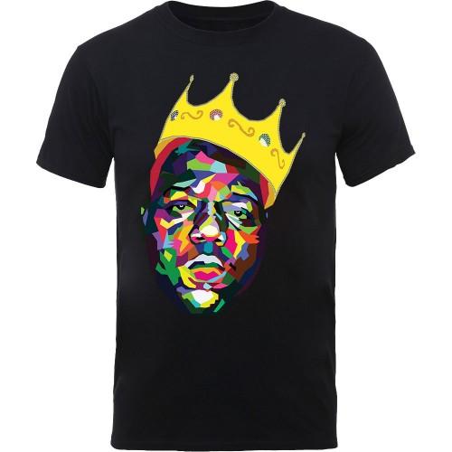 Tricou Biggie Smalls Crown