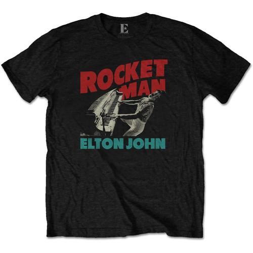 Tricou Elton John Rocketman Piano