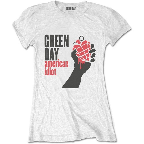 Tricou Damă Green Day American Idiot