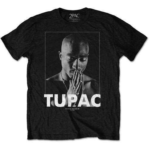 Tupac Unisex Tee: Praying