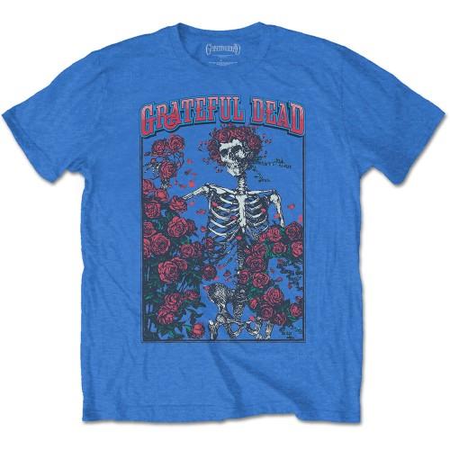 Tricou Grateful Dead Bertha & Logo