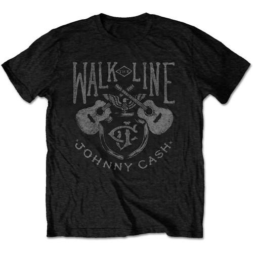 Tricou Johnny Cash Walk The Line