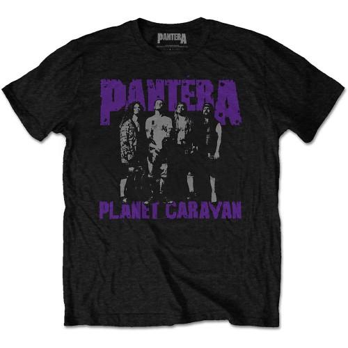 Tricou Pantera Planet Caravan
