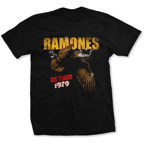 Tricou Ramones Tour 1979