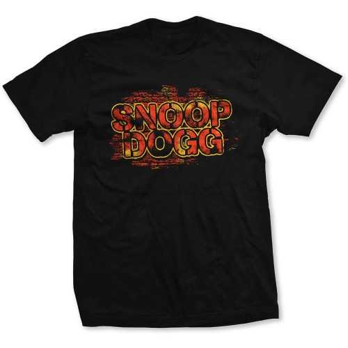 Tricou Snoop Dogg Red Logo