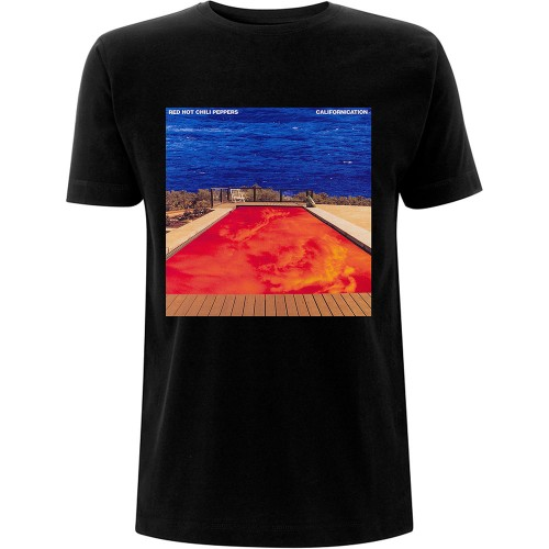 Tricou Red Hot Chili Peppers Californication
