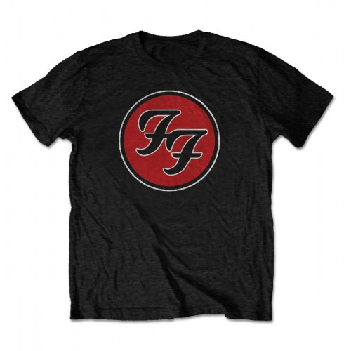 Tricou Foo Fighters FF Logo