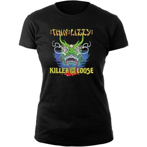 Tricou Damă Thin Lizzy Killer Lady