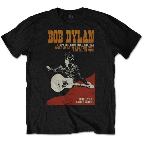 Tricou Bob Dylan Sweet Marie