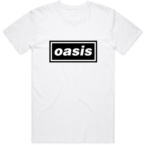 Tricou Oasis Decca Logo