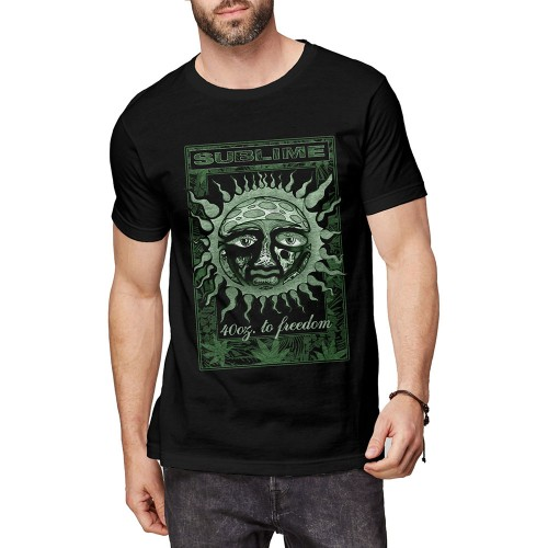 Tricou Sublime GRN 40 Oz