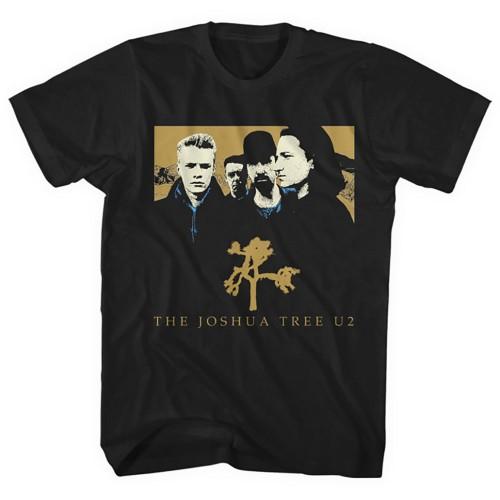 Tricou U2 Joshua Tree