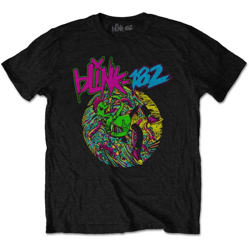 Tricou Blink-182 Overboard Event