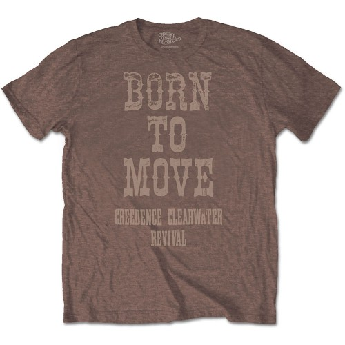 Tricou Creedence Clearwater Revival Born To Move