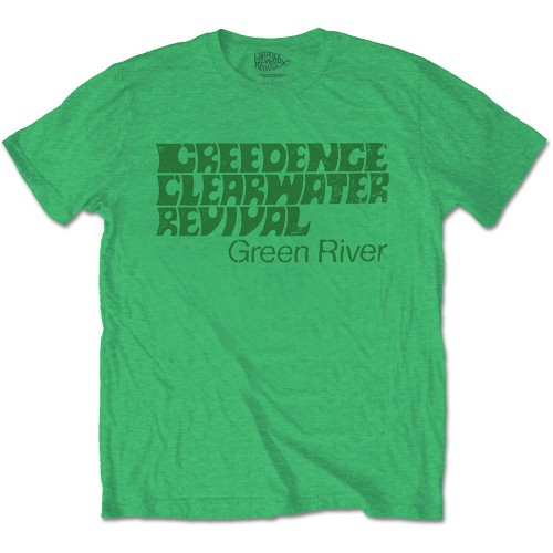 Tricou Creedence Clearwater Revival Green River