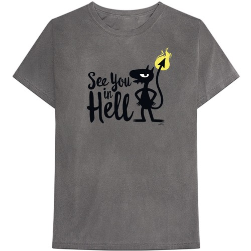 Tricou Disenchantment See You In Hell