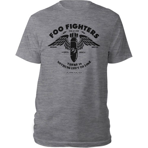Tricou Foo Fighters Stencil